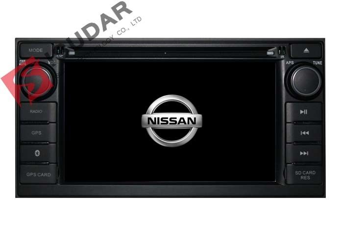 PX3 RK3188 Nissan Livina Android Auto Car Stereo With Google Navigation ROM 16G